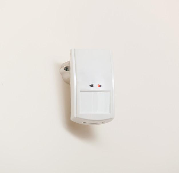 Instalação de alarme
