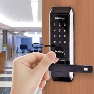 Instalação de fechadura digital preço