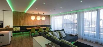 Automação iluminação residencial